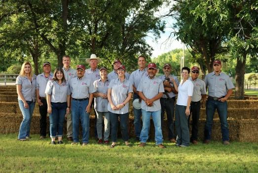 Los Lunas Agricultural Science Center Staff and Researchers